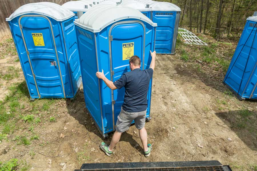 porta potty rentals hampton